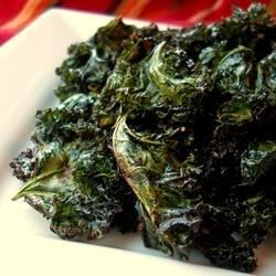 This recipe was adapted from one of my favorite methods of preparing broccoli and cauliflower - roasting at high heat with the bold flavor of chili powder. The result with kale is a little outrageous - fiery flavor with a unique crispy texture!