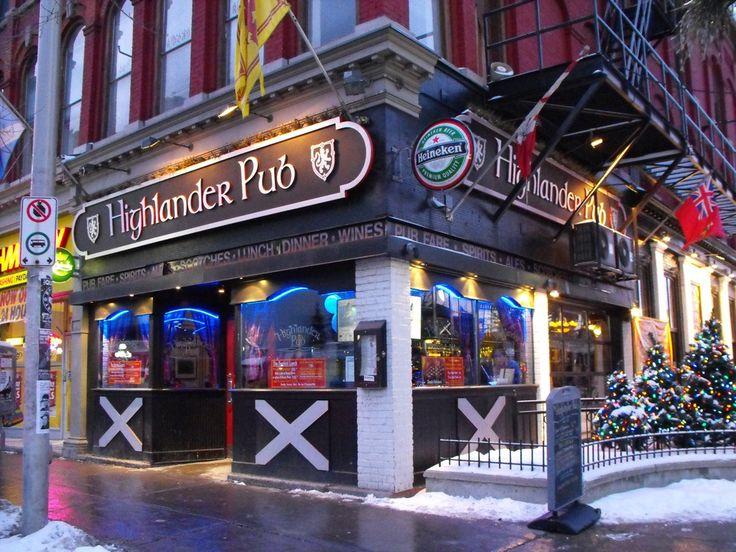 Highlander Pub, Ottawa