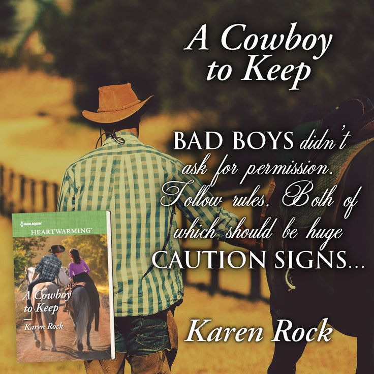 Cowgirl Dani Crawford has a secret that could ruin her life. So the last thing she wants is bounty hunter Jackson Cade digging around. But the closer he gets the harder it is to let him go… I hope you'll check out A COWBOY TO KEEP :) It's available on Amazon http://amzn.to/2i5ydez