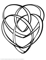 Celtic motherhood knotthis will be my next tattoo with the inner most loops being colored by all 4 kids birthstone colors :) ruby for AJ, pink for Em, yellow for phoebe and garnet for Ben !!!! I cant wait!