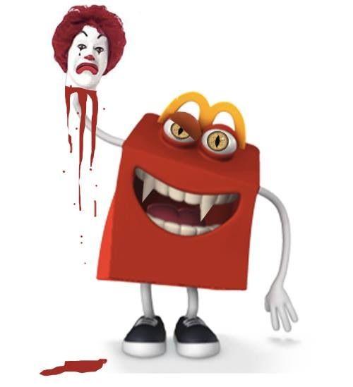 32 best mcdonald s new mascot is quite happy images on