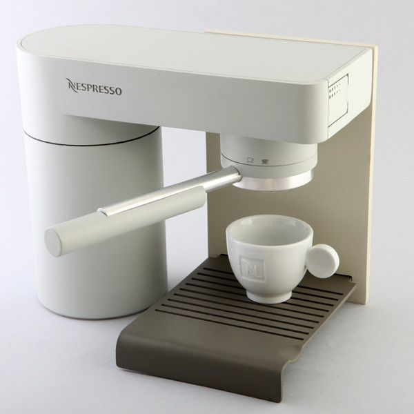 Nespresso Coffee Machine designed by Eyal Carmi