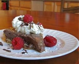 Chocolate Pudding Pie Recipe