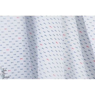 6095705f747 jersey poisson lululaluciole | Couture tissus | Shower
