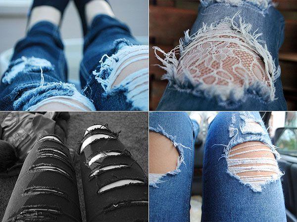 Legal Como remendar roupas rasgadas ,   Rasgos em roupas geralmente acontecem em…