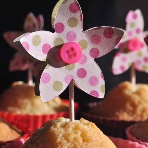 #Craft: Aj S Crafts, Diy Crafts, Wedding Cupcake Toppers, Wedding Cupcakes, Arts & Crafts