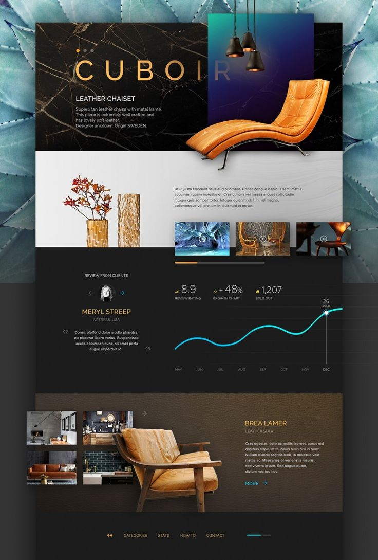 Cuboir – Luxury Item