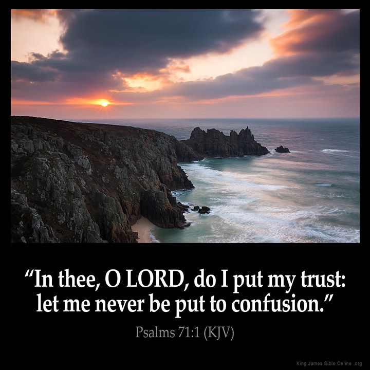 Psalms 71:1  In thee O LORD do I put my trust: let me never be put to confusion.  Psalms 71:1 (KJV)  from King James Version Bible (KJV Bible) http://ift.tt/1oTcs4Z  Filed under: Bible Verse Pic Tagged: Bible Bible Verse Bible Verse Image Bible Verse Pic Bible Verse Picture Daily Bible Verse Image King James Bible King James Version KJV KJV Bible KJV Bible Verse Pic Picture Psalms 71:1 Verse         #KingJamesVersion #KingJamesBible #KJVBible #KJV #Bible #BibleVerse #BibleVerseImage…