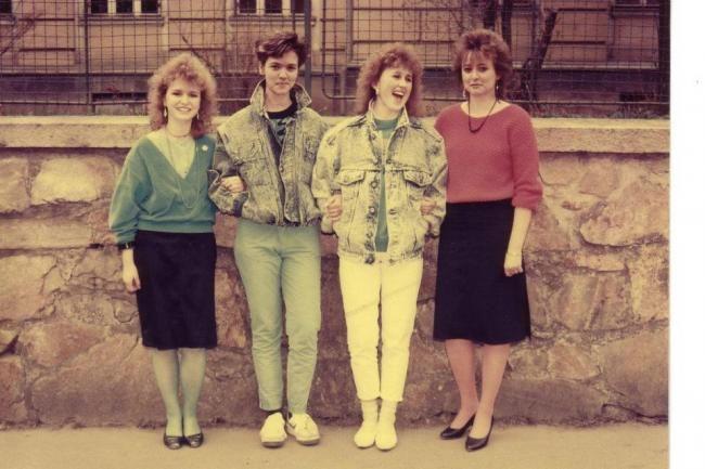 RETRO VÝZVA / 80.LÉTA - Taky jste nosili mrkváče, nebo plísňáky?