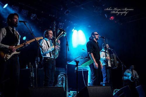 Electric Balkan Jazz Club @Tori Altermatt Feuerwache - Mannheim