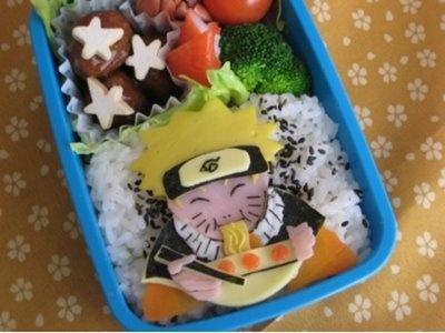 Harajuku No Futago: Obento alimento y arte