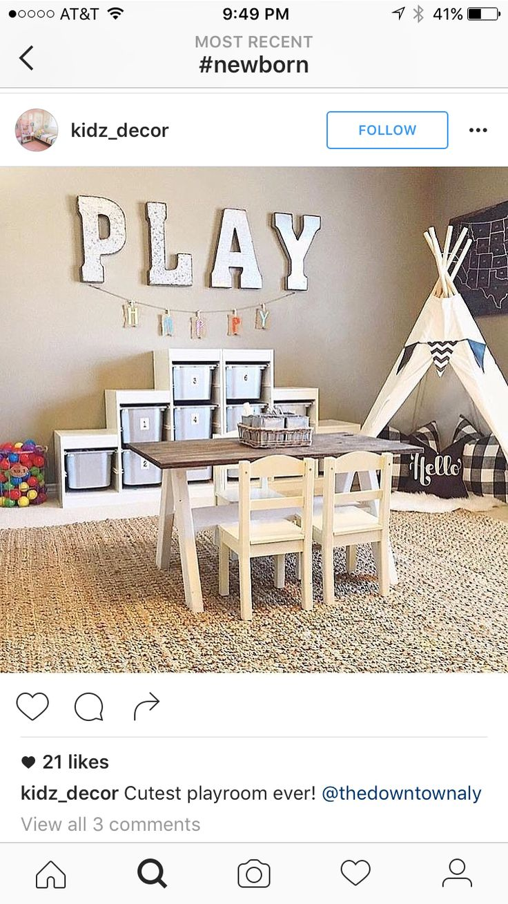 Design the perfect play room for your kids. From slides & kid-sized play  houses to reading nooks & dress up areas, there is inspiration for every  kid!