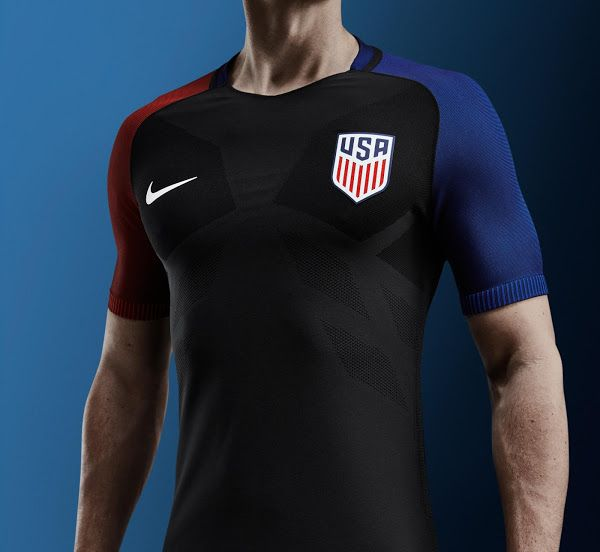 Team USA will be wearing these amazing uniforms during Copa 2016!