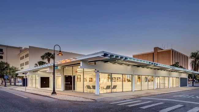 Florida's Mecca for Midcentury Modernism Welcomes a New Center for Architecture