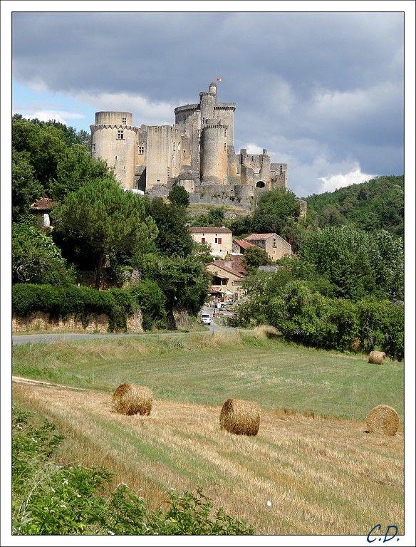 Château de Bonaguil by DINOZOR