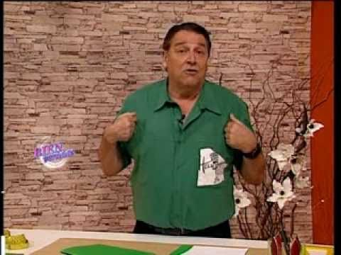 Explica MANGA RANGLAN      Hermenegildo Zampar - Bienvenidas TV - Explica Mangas Raglan.