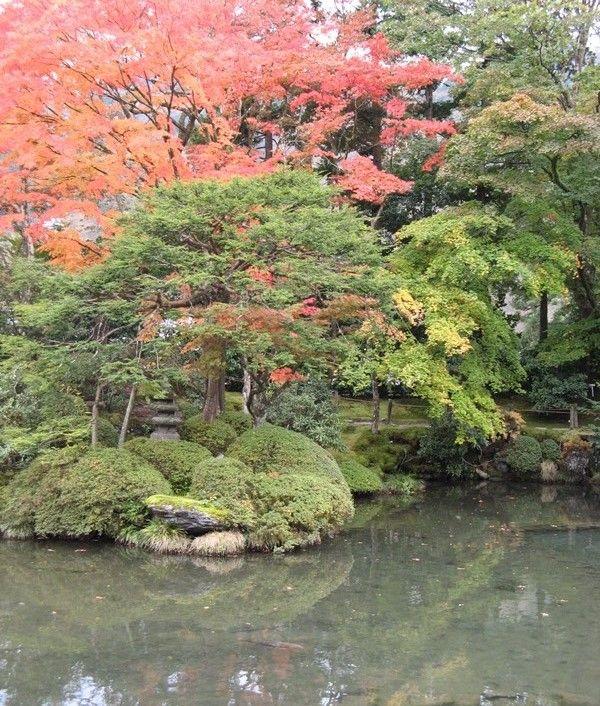 輪王寺逍遙園 Shōyō-en at Rinnō-ji