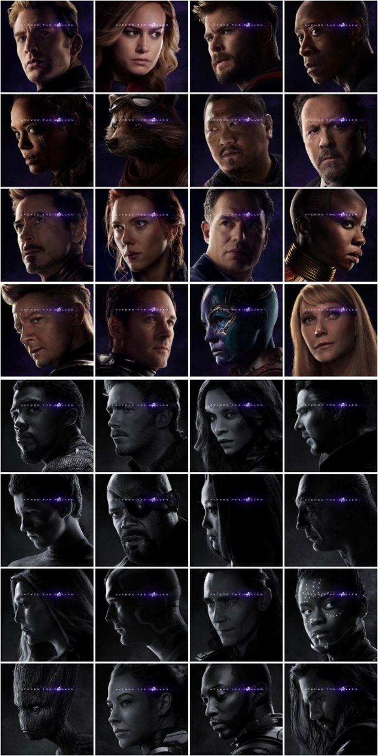 """Marvel Prepares to """"Avenge the Fallen"""" in New 'Avengers: Endgame' Posters"""