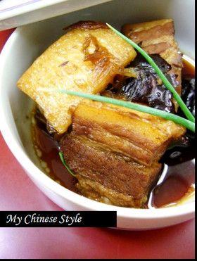 Chinatown of Dongpo Pork