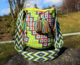 Wayuu with design # 2