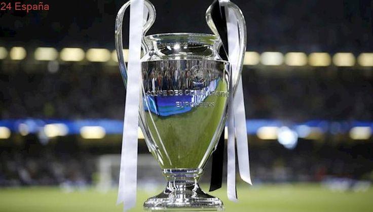 El sorteo de la Champions League, en directo