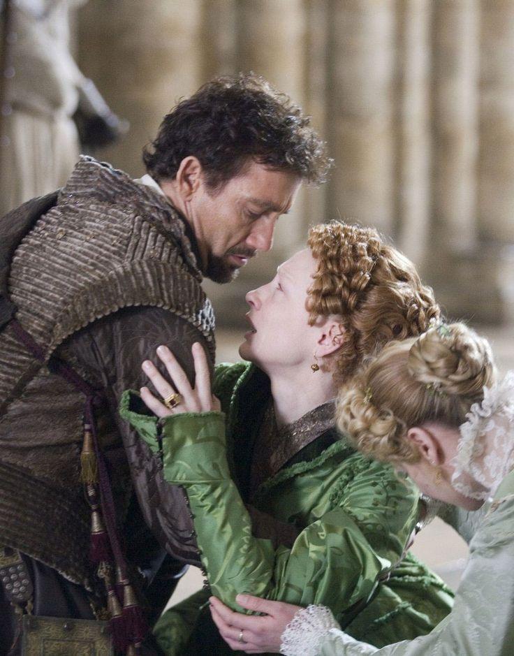 Elizabeth's Green Gown ( Elizabeth The Golden Age, 2007).