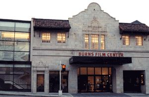 Visit the Jacob Burns Film Center in Pleasantville, New York. The popular theater shows independent films and hosts many events with famous guests like Martin Scorsese