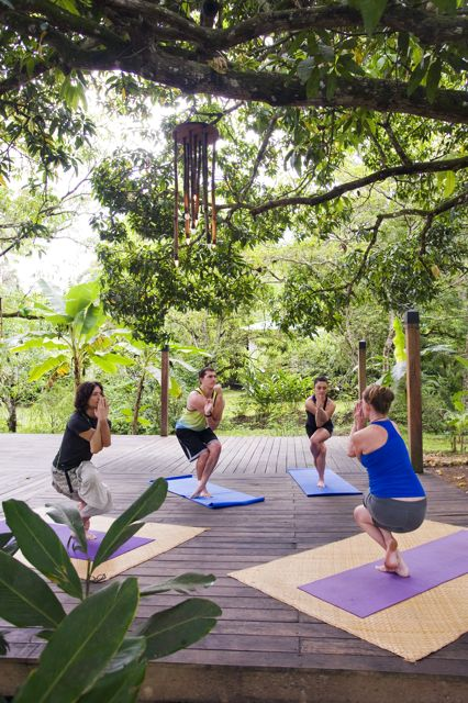 Yoga in the jungles of Belize with Ka'ana Boutique Resort http://www.kaanabelize.com/blog/index.php/2013/08/08/namaste-welcome-to-yoga-at-kaana/ #om #xoBelize