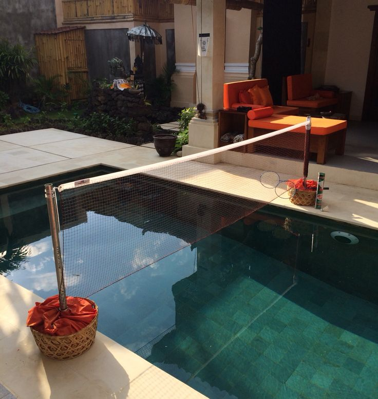 AyatanaBali, in the Oberoi neighborhood of Seminyak offers a new attractions for pool time entertainment.