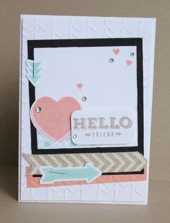 Peachy Keen Stampin' Up! www.stampwithheather.ca