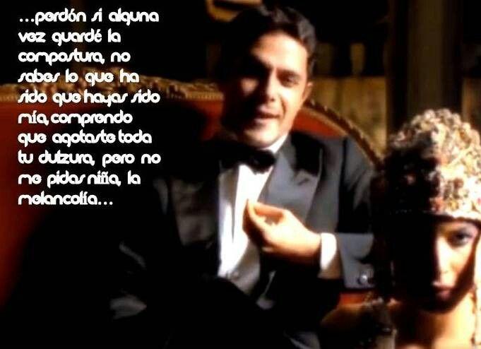 Alejandro Sanz, Aquello que me diste.