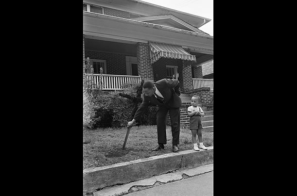 Martin luther king photo essay