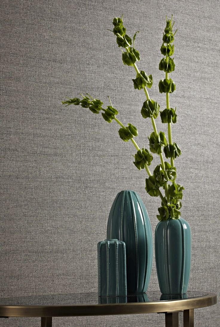 Venus from the Prestigious Textiles Element range is a textured plain, vinyl wallpaper that compliments the other designs in this collection. Available in 6 complimentary colours