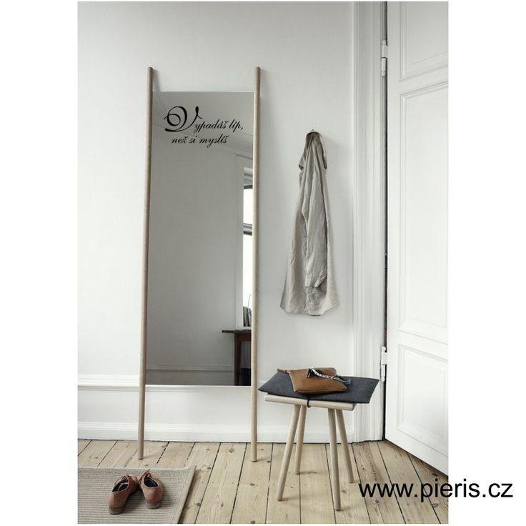 #mirror# #zrcadlo# #napis# #citaty#