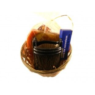 Aranjament cadou Nature gift- http://livediva.ro/cadouri-online/Secret-Santa-cadouri-pentru-colegi