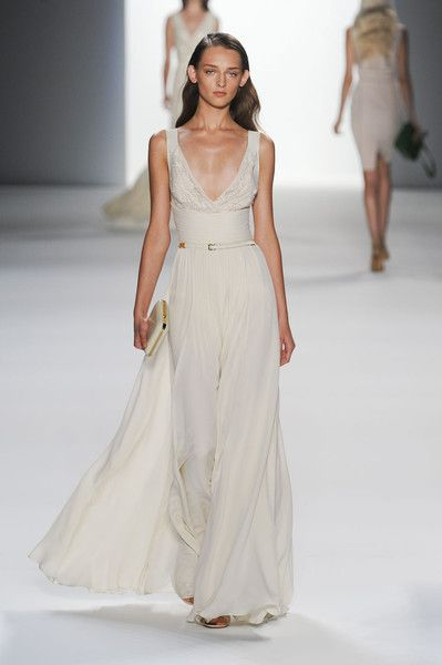 Elie Saab Spring 2012: Paris Fashion Week