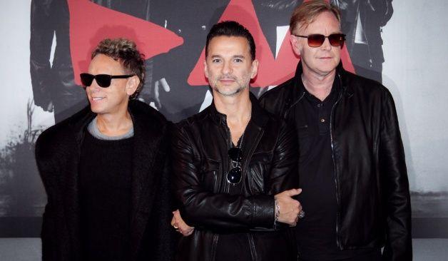 """Depeche Mode y un nuevo video en el estudio: """"Soft touch / Raw Nerve"""""""