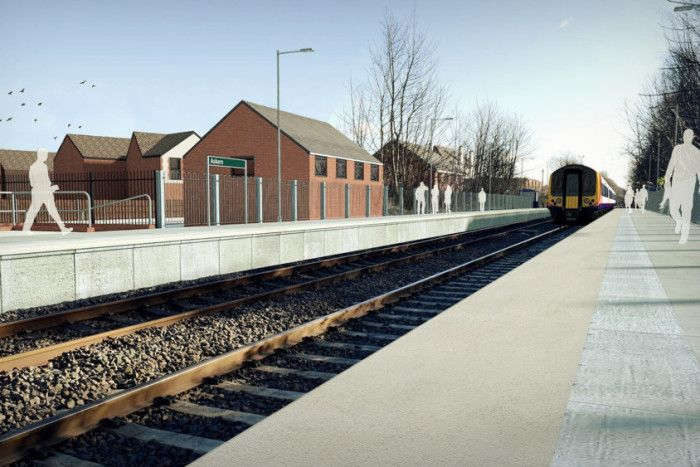 Plans for a new railway station in Doncaster unveiled  Mortgage Advice in Doncaster - http://doncastermoneyman.com  #Doncaster #NewPlans #Regeneration