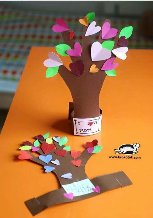 Valentines Day tree
