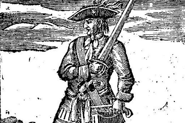 John Rackam, better known as Calico Jack, received a pardon for previous piracy acts in 1719. Nonetheless, he headed back out to sea the following year after seizing a 12-gun sloop from Nassau harbor in the Bahamas.