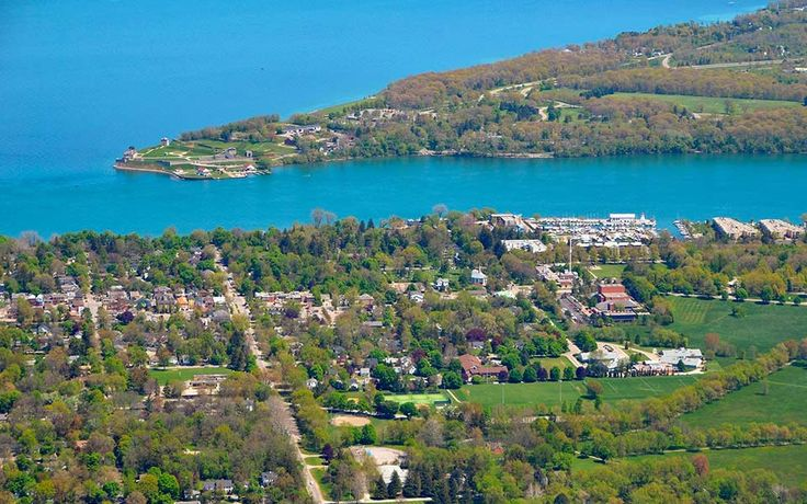 Cannery Park in Niagara-on-the-Lake