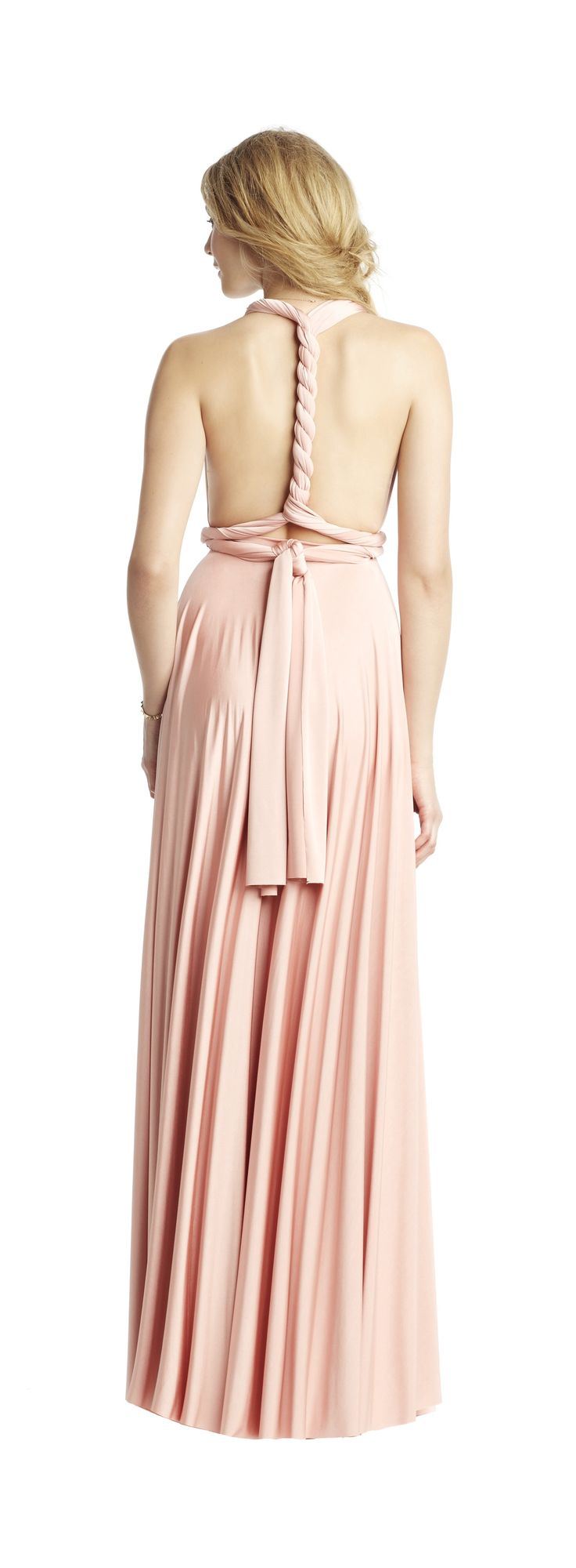 11 best bridesmaids images on pinterest bridesmaid dress bridal twobirds bridesmaid dress that can be tied at least 15 different ways ombrellifo Images