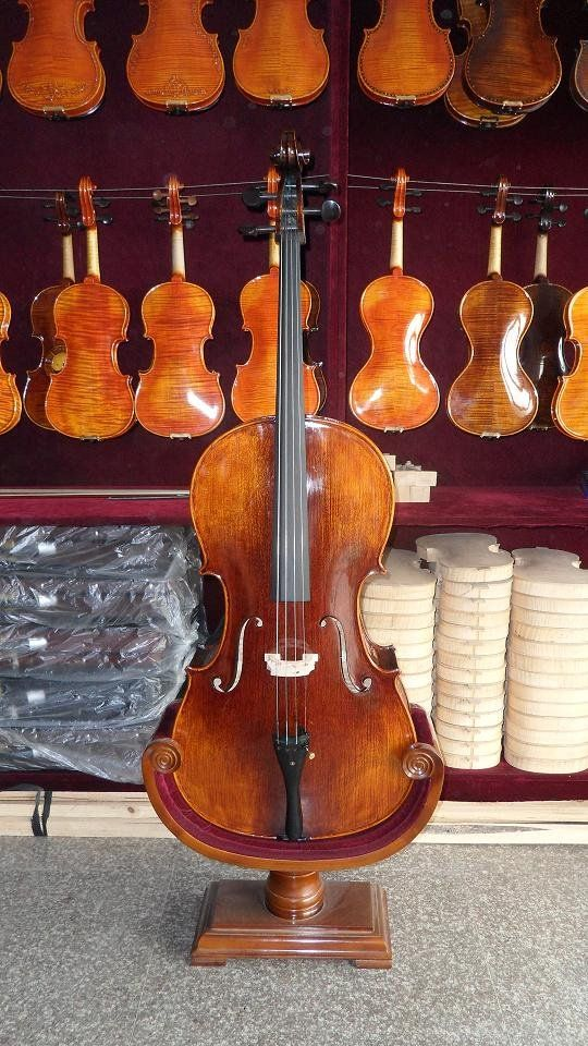 prettiest cello stand I have ever seen.  Where can I get one?