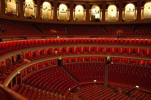 17 beste afbeeldingen over concertzalen theaters en for Door 4 royal albert hall