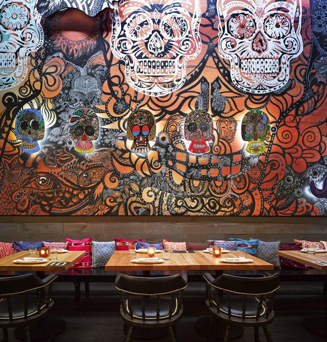 Картинки мексиканского ресторана баку