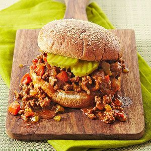Bread can make or break a sandwich. Soft, puffy burger buns befit the spilling saucy meat and toppings of this favorite meal./