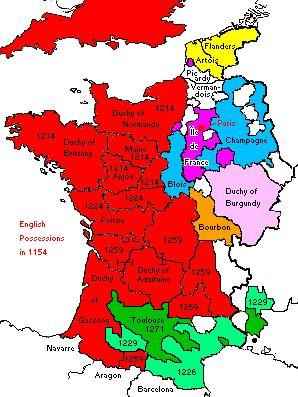 The Periphery of Francia: Spain, Britain, Eastern Europe, & Scandinavia