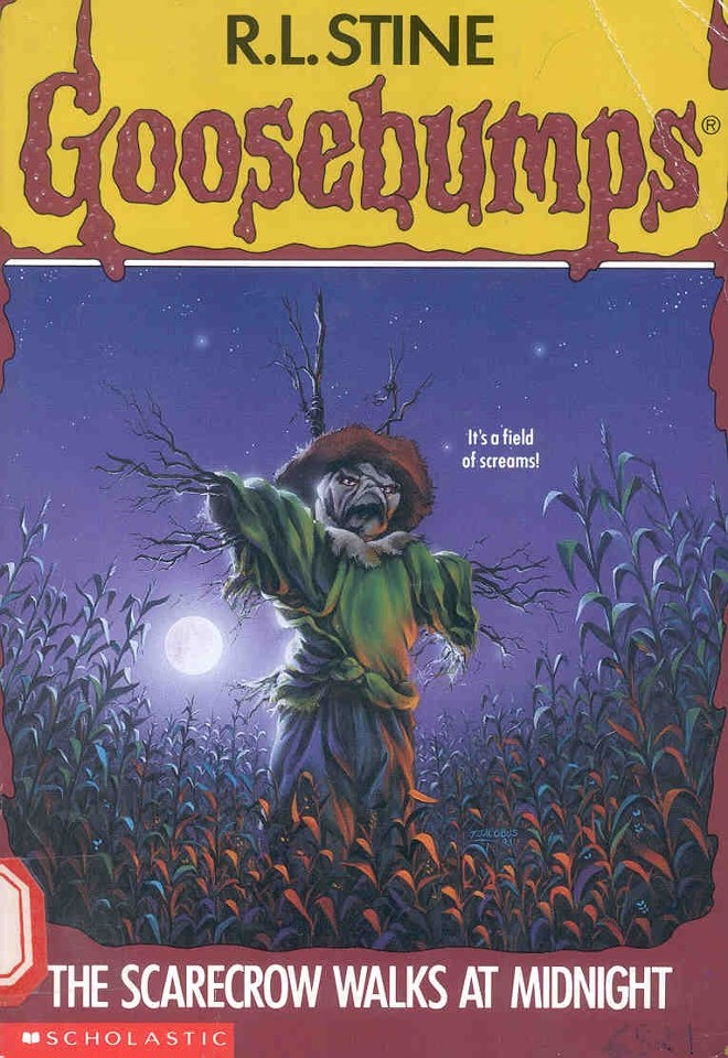 Goosebumps #20: The Scarecrow Walks At Midnight (1994)