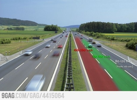 In case you visit Germany by car