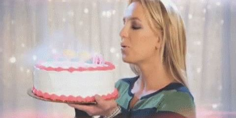 New trending GIF on Giphy. britney spears birthday happy birthday. Follow Me CooliPhone6Case on Twitter Facebook Google Instagram LinkedIn Blogger Tumblr Youtube